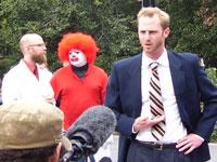 Ronald's Crisis Thumb